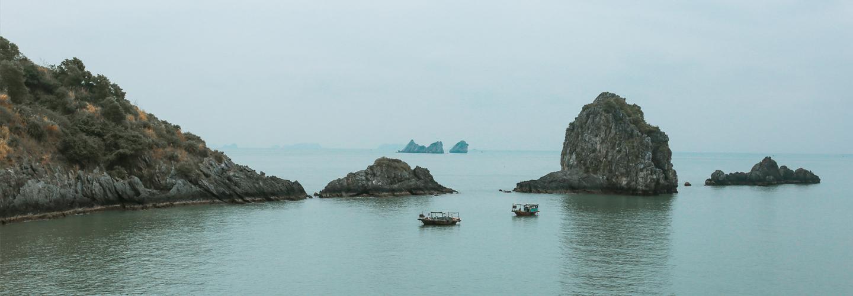 219 252km // HANOI TO HA LONG BAY // VIETNAM | How Far From Home